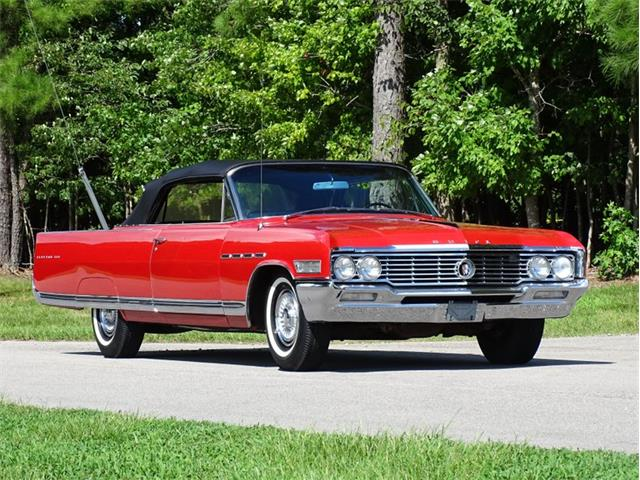 1964 Buick Electra (CC-1532908) for sale in Youngville, North Carolina