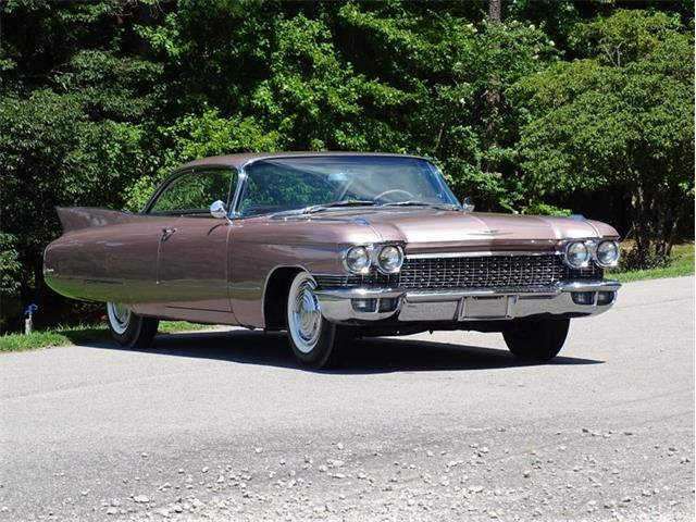 1960 Cadillac Coupe (CC-1532910) for sale in Youngville, North Carolina