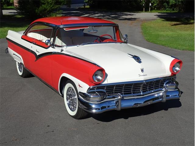 1956 Ford Fairlane (CC-1532917) for sale in Youngville, North Carolina