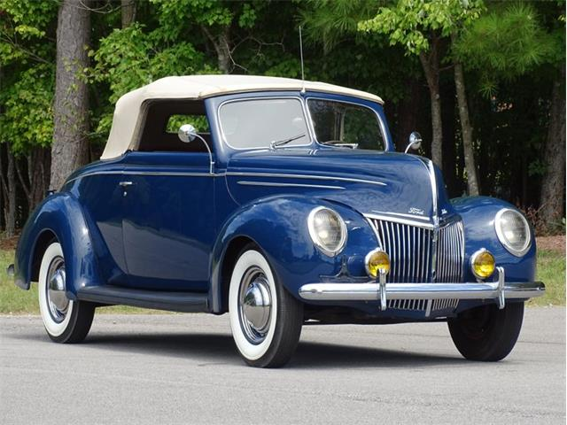 1939 Ford Convertible (CC-1532918) for sale in Youngville, North Carolina
