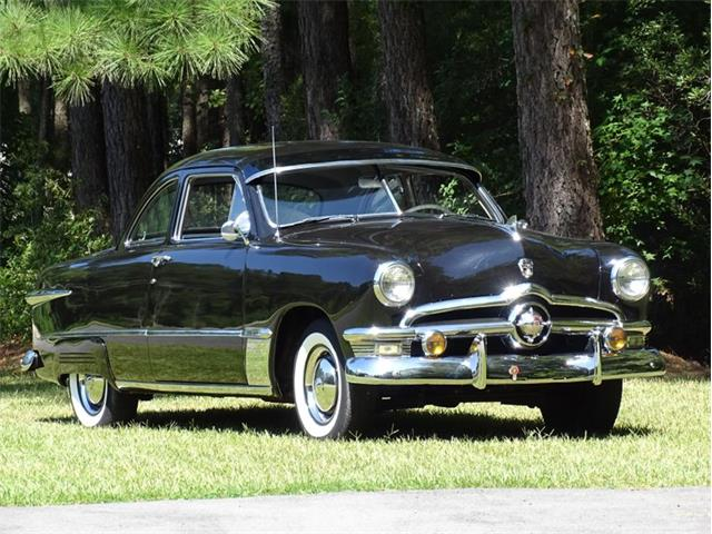 1950 Ford Custom (CC-1532919) for sale in Youngville, North Carolina