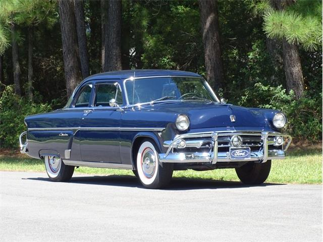 1954 Ford Customline (CC-1532920) for sale in Youngville, North Carolina