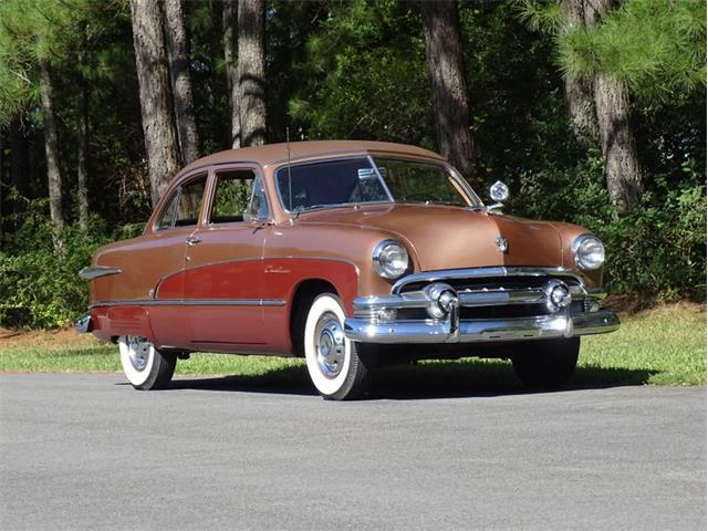 1951 Ford Crestliner (CC-1532922) for sale in Youngville, North Carolina