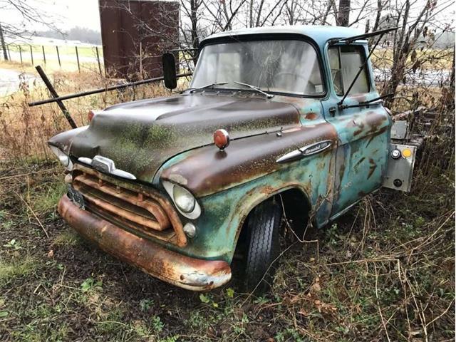 1957 Chevrolet 3800 (CC-1532933) for sale in Midlothian, Texas