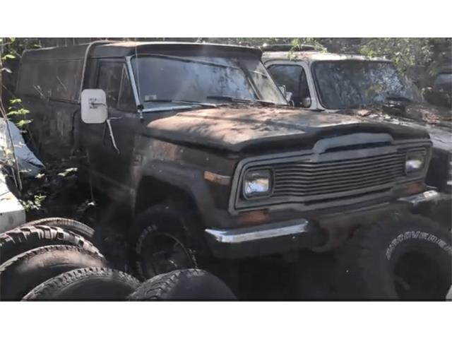 1976 Jeep Gladiator (CC-1532937) for sale in Midlothian, Texas