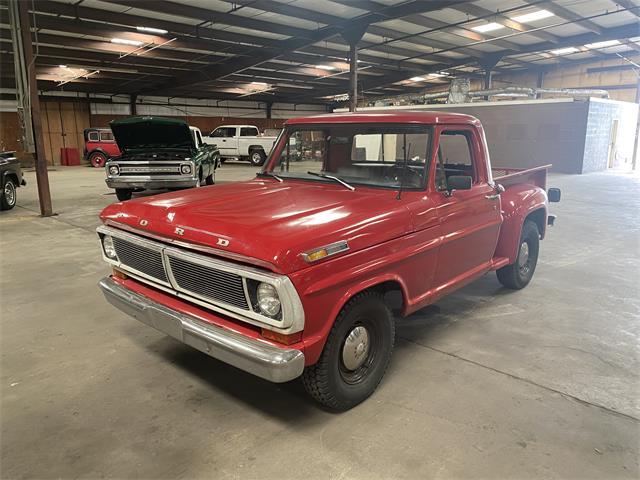 1972 Ford F100 (CC-1532942) for sale in Nashville , Georgia