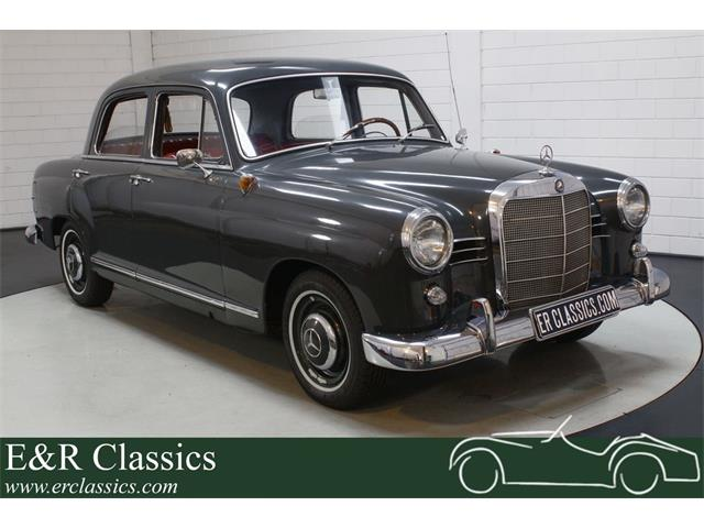 1960 Mercedes-Benz 190 (CC-1532949) for sale in Waalwijk, [nl] Pays-Bas