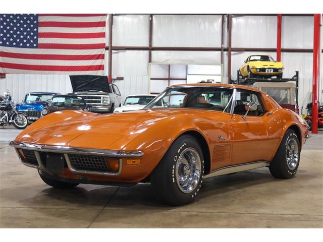 1972 Chevrolet Corvette (CC-1532954) for sale in Kentwood, Michigan