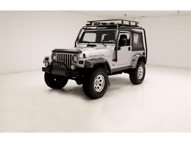 2003 Jeep Rubicon (CC-1532957) for sale in Morgantown, Pennsylvania