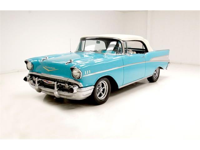 1957 Chevrolet Bel Air (CC-1532960) for sale in Morgantown, Pennsylvania