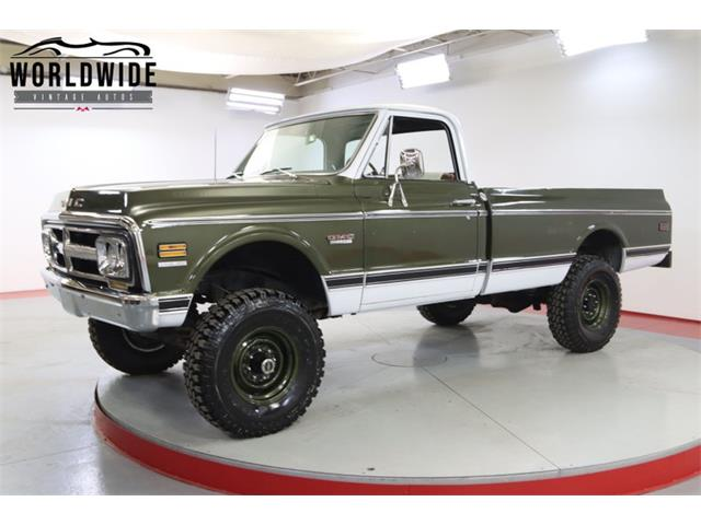 1970 GMC 2500 (CC-1532964) for sale in Denver , Colorado