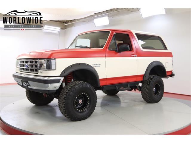 1988 Ford Bronco (CC-1532966) for sale in Denver , Colorado