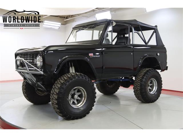 1969 Ford Bronco (CC-1532971) for sale in Denver , Colorado