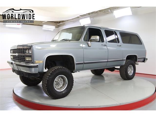 1990 Chevrolet Suburban (CC-1532972) for sale in Denver , Colorado