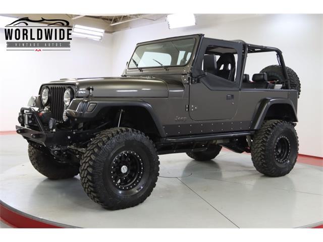 1980 Jeep CJ (CC-1532974) for sale in Denver , Colorado