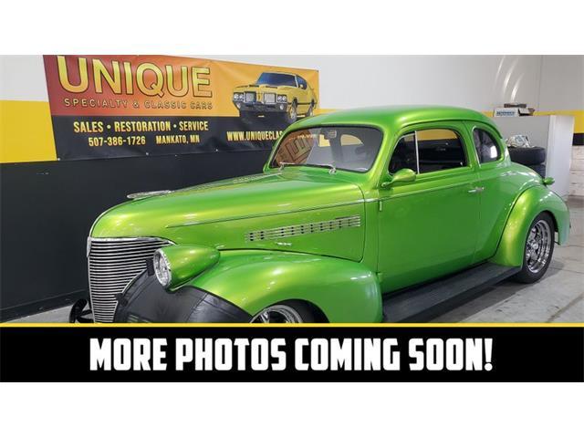 1939 Chevrolet Master (CC-1532976) for sale in Mankato, Minnesota
