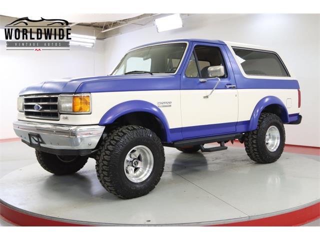 1989 Ford Bronco (CC-1532979) for sale in Denver , Colorado