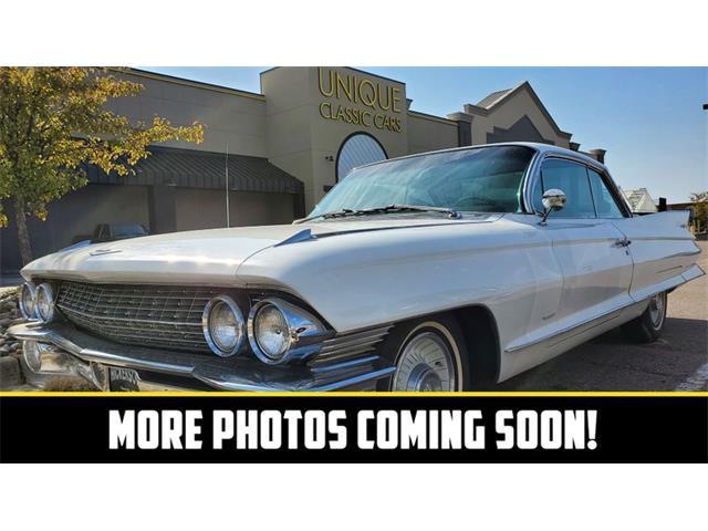 1961 Cadillac Series 62 (CC-1532982) for sale in Mankato, Minnesota