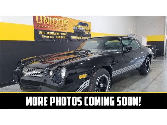 1980 Chevrolet Camaro (CC-1532987) for sale in Mankato, Minnesota