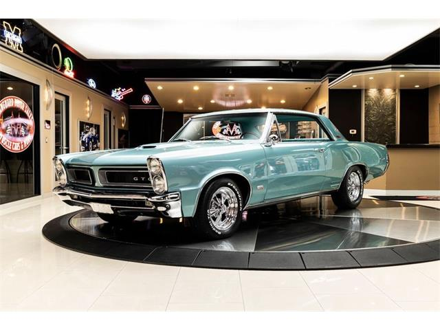 1965 Pontiac GTO (CC-1532993) for sale in Plymouth, Michigan