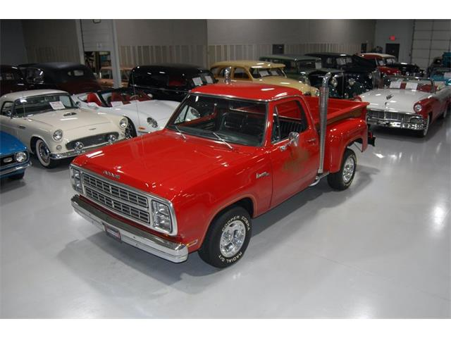 1979 Dodge Little Red Express (CC-1532994) for sale in Rogers, Minnesota
