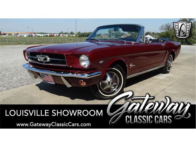 1965 Ford Mustang (CC-1532995) for sale in O'Fallon, Illinois
