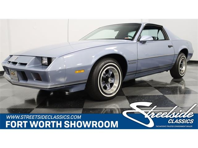 1984 Chevrolet Camaro (CC-1530030) for sale in Ft Worth, Texas
