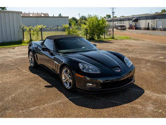 2011 Chevrolet Corvette (CC-1533003) for sale in Jackson, Mississippi