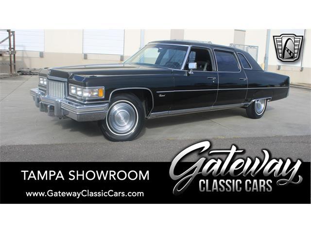 1975 Cadillac Fleetwood (CC-1530301) for sale in O'Fallon, Illinois