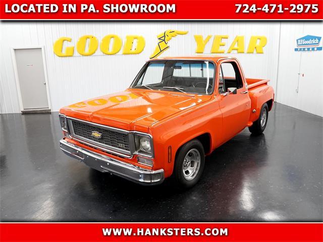 1976 Chevrolet C10 (CC-1533010) for sale in Homer City, Pennsylvania