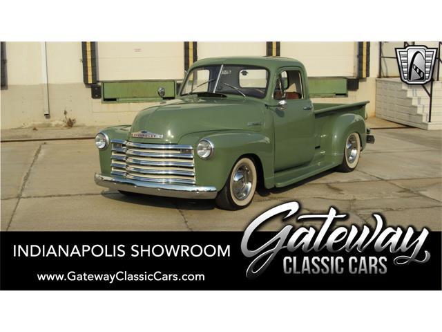 1953 Chevrolet 3100 (CC-1533013) for sale in O'Fallon, Illinois