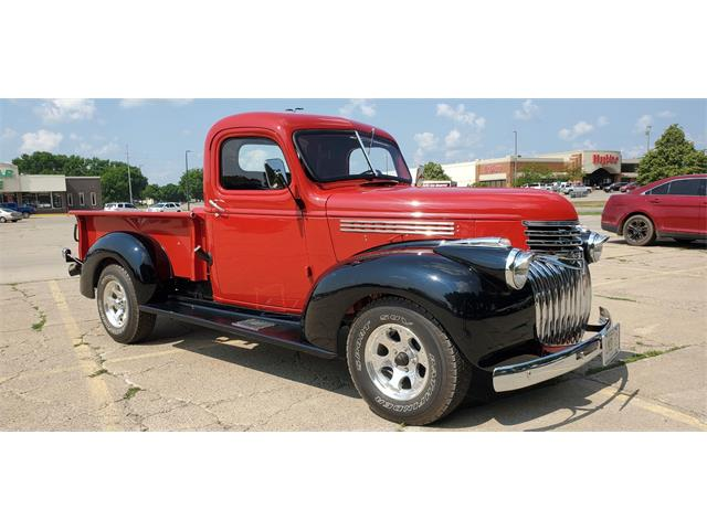 1942 Chevrolet Pickup (CC-1533017) for sale in Annandale, Minnesota