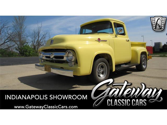 1956 Ford F100 (CC-1533019) for sale in O'Fallon, Illinois