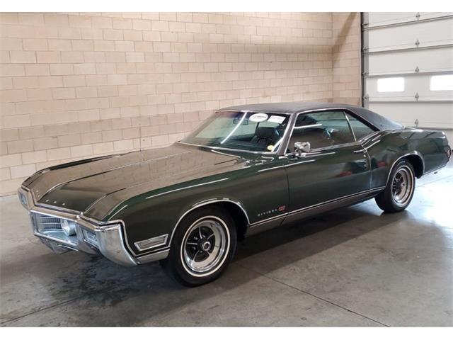 1969 Buick Riviera (CC-1533026) for sale in Carrollton, Texas