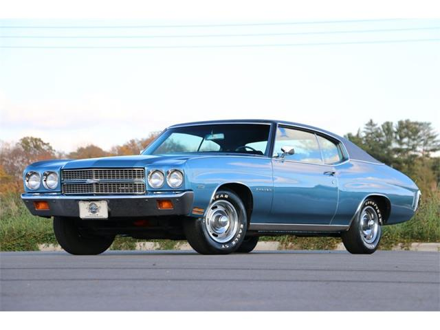 1970 Chevrolet Chevelle (CC-1533029) for sale in Stratford, Wisconsin