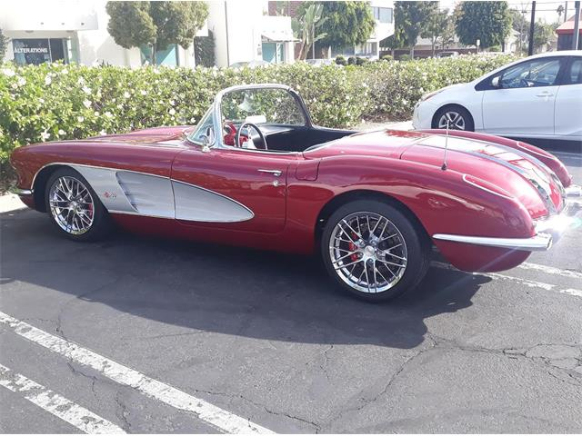 1958 Chevrolet Corvette (CC-1530303) for sale in PHELAN, California