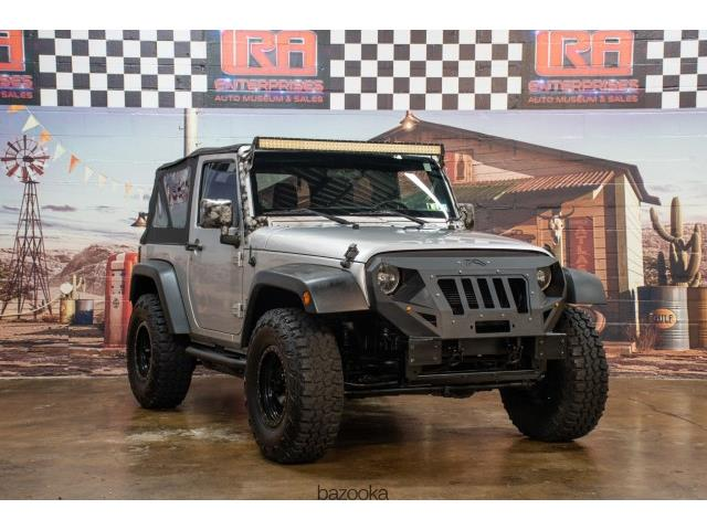 2012 Jeep Wrangler (CC-1533030) for sale in Bristol, Pennsylvania