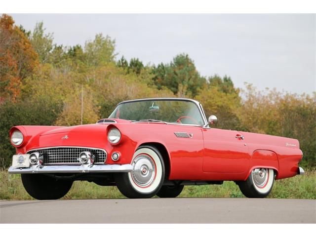 1955 Ford Thunderbird (CC-1533031) for sale in Stratford, Wisconsin
