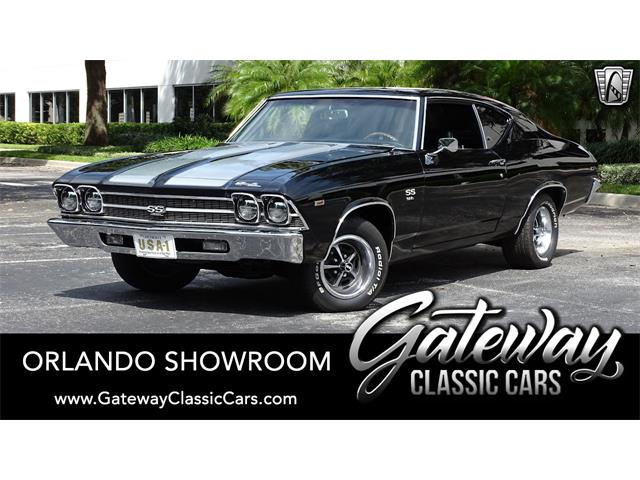 1969 Chevrolet Chevelle (CC-1533037) for sale in O'Fallon, Illinois