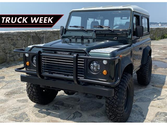 1988 Land Rover Defender (CC-1533038) for sale in Clinton, Connecticut