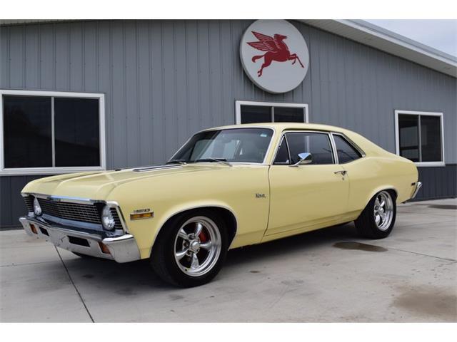 1972 Chevrolet Nova (CC-1533040) for sale in Greene, Iowa