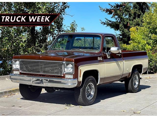 1977 GMC Sierra (CC-1533046) for sale in Gladstone, Oregon
