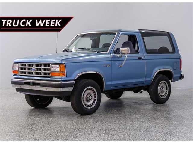 1990 Ford Bronco II (CC-1533047) for sale in Concord, North Carolina