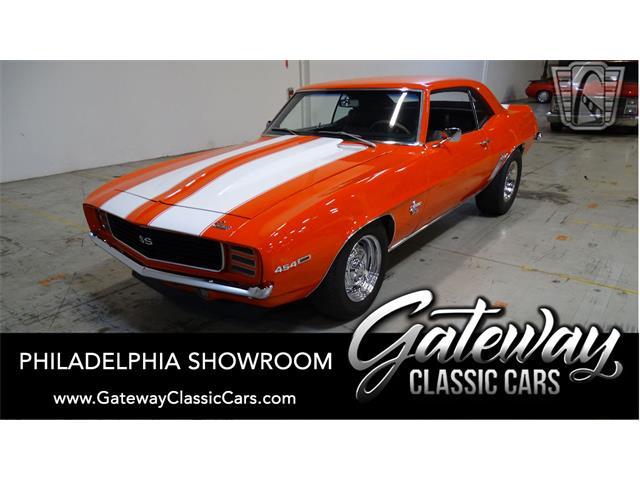 1969 Chevrolet Camaro (CC-1533049) for sale in O'Fallon, Illinois