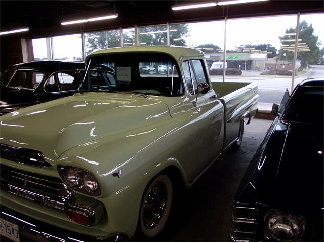 1959 Chevrolet Pickup (CC-1530305) for sale in wichita Falls, Texas