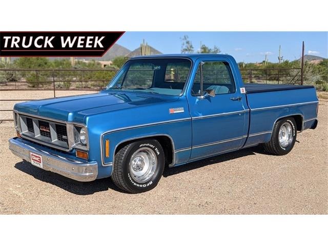 1979 GMC Sierra Grande (CC-1533053) for sale in North Scottsdale, Arizona