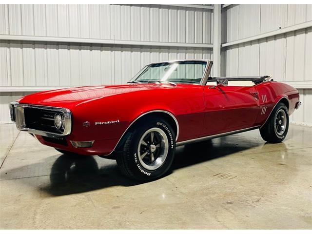 1968 Pontiac Firebird (CC-1533055) for sale in Largo, Florida