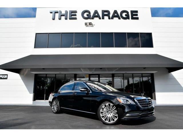 2019 Mercedes-Benz S-Class (CC-1533069) for sale in Miami, Florida