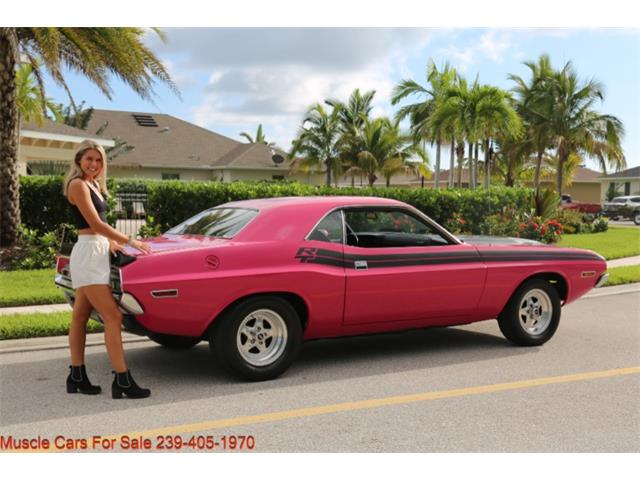 1971 Dodge Challenger (CC-1533073) for sale in Fort Myers, Florida