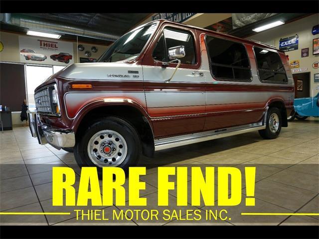 1987 Ford Econoline (CC-1533077) for sale in De Witt, Iowa